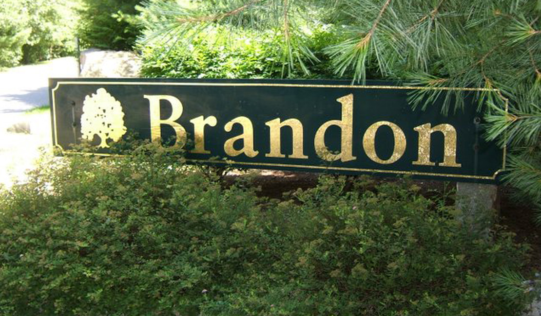Brandon Entrance